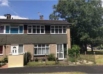 Thumbnail 3 bed end terrace house for sale in Glenwood, Bracknell