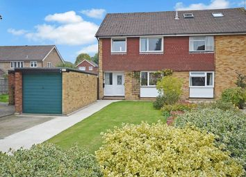 Thumbnail 3 bed semi-detached house for sale in Bryants Acre, Wendover, Aylesbury