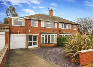 4 bed semi-detached house for sale in Thropton Crescent, Newcastle Upon Tyne, Tyne And Wear NE3