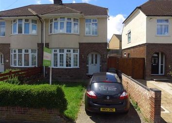 Thumbnail 3 bedroom semi-detached house to rent in Eaton Valley Road, Luton