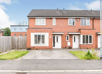 3 bed end terrace house for sale in Wardle Street, Manchester, Greater Manchester M40