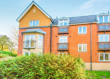 Thumbnail 2 bed flat for sale in Corvette Court, Cardiff
