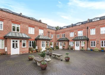 Thumbnail 3 bed terraced house for sale in Old Dairy Square, Winchmore Hill, London
