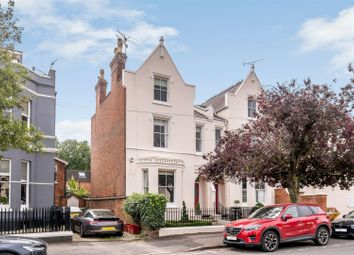 Thumbnail 4 bed semi-detached house for sale in Leam Terrace, Leamington Spa, Warwickshire