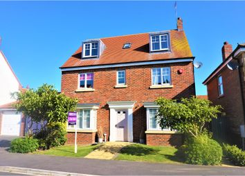 Thumbnail 5 bed detached house for sale in Woodchester Grove, Stockton-On-Tees
