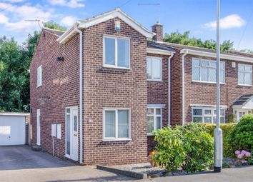 Thumbnail 3 bed semi-detached house for sale in St James Close, Wath-Upon-Dearne, Rotherham