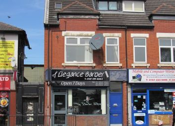 Thumbnail Commercial property for sale in Ashton New Road, Manchester