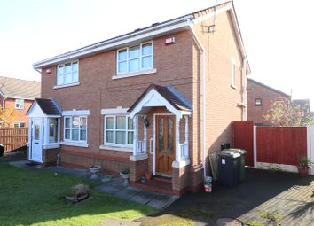 Thumbnail 2 bed semi-detached house for sale in Lymington Grove, Bootle, Merseyside