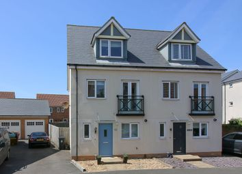 Thumbnail 3 bed semi-detached house for sale in Wren Gardens, Portishead