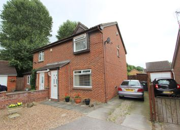 Thumbnail 3 bed semi-detached house for sale in Amiens Close, Darlington