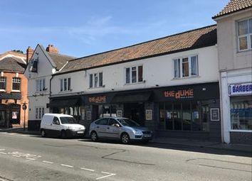 Thumbnail Pub/bar for sale in Duke, 61 High Street, Bridgwater, Somerset