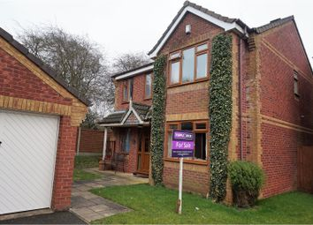 Thumbnail 4 bedroom detached house for sale in Sycamore Road, Coalville