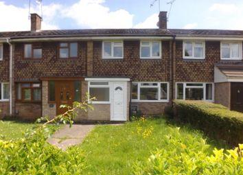 Thumbnail 3 bed terraced house for sale in Linnet Drive, Tile Kiln, Chelmsford