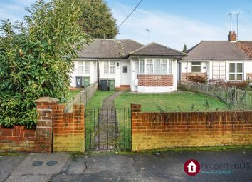 Thumbnail 2 bed semi-detached bungalow for sale in Oxenden Road, Tongham, Farnham
