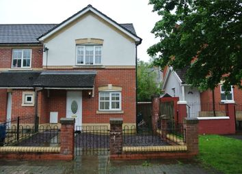 Thumbnail 3 bed end terrace house for sale in Clos Afon Llwyd, Pontypool