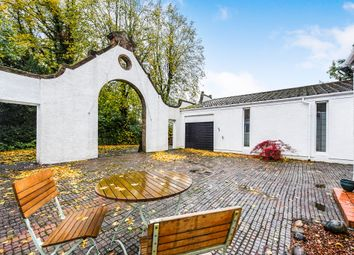Thumbnail 4 bed detached house for sale in Burn Road, Darvel