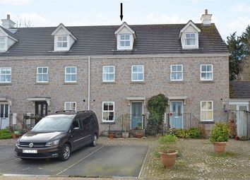 Thumbnail 3 bed terraced house for sale in Trehaverne Vean, Truro, Cornwall