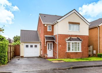 Thumbnail 3 bed detached house for sale in Dol Y Llan, Miskin, Pontyclun