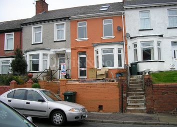 Thumbnail 3 bed terraced house to rent in Brynderwen Road, Newport, Newport.