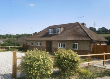 Thumbnail 4 bed bungalow to rent in London Road, Andover