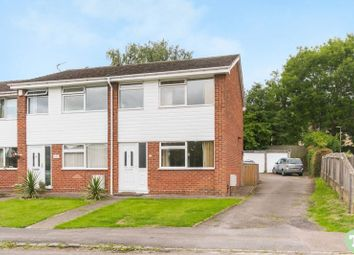 Thumbnail 3 bedroom end terrace house for sale in Beech Road, Wheatley, Oxford