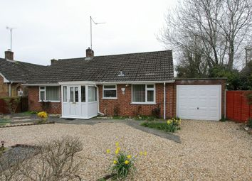 Thumbnail 2 bed bungalow for sale in Hedge End Road, Andover