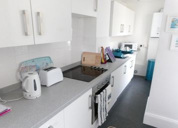 Thumbnail 3 bed flat to rent in Alton Place, North Hill, Mutley, Plymouth