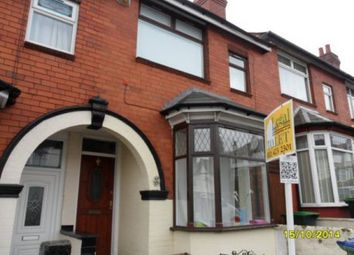 Thumbnail 3 bed property to rent in Rathbone Road, Smethwick, Birmingham