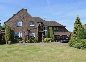 Thumbnail 4 bedroom detached house for sale in Holly Lane, Banstead