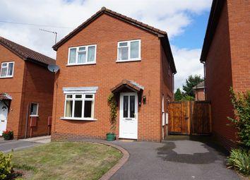 Thumbnail 3 bed detached house for sale in Belfield Road, Etwall, Derby