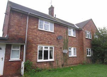 Thumbnail 3 bed maisonette to rent in Buckingham Road, Aylesbury