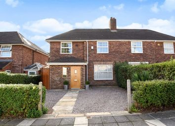 Thumbnail 3 bed semi-detached house for sale in Alwyn Gardens, London