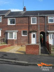 Thumbnail 3 bed terraced house to rent in Park Avenue, Haltwhistle, Northumberland