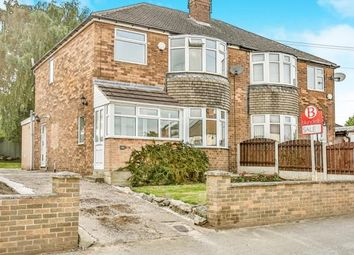 Thumbnail 3 bed semi-detached house for sale in Greenhill Avenue, Hellaby, Rotherham, South Yorkshire