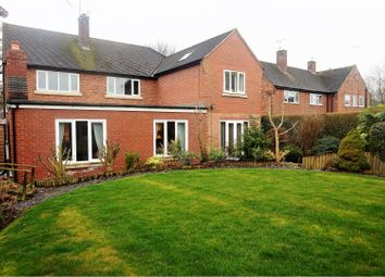 Thumbnail 5 bedroom detached house for sale in Crewe Road, Nantwich