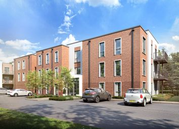 "Thumbnail 2 bed flat for sale in ""Embankment House"" at The Green, Upper Lodge Way, Coulsdon"