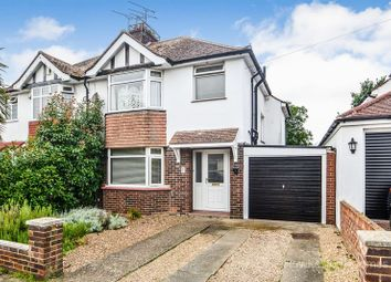 Thumbnail 3 bed semi-detached house for sale in Sussex Gardens, Birchington