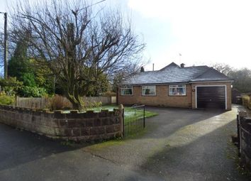 Thumbnail 2 bedroom bungalow for sale in Linley Road, Alsager, Cheshire
