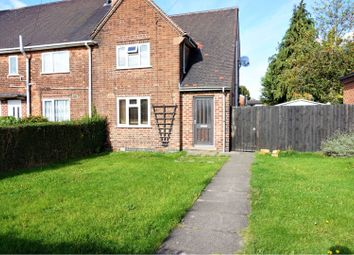 Thumbnail 3 bed end terrace house for sale in Crawford Avenue, Stapleford