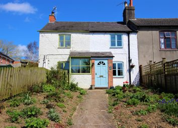 Thumbnail 2 bedroom terraced house for sale in Hallaton Road, Tugby, Leicester