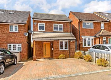 Thumbnail 3 bed detached house for sale in Lawrance Road, St Albans, Hertfordshire