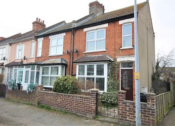 Thumbnail 2 bed semi-detached house for sale in Fairfield Road, Clacton-On-Sea