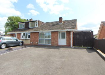Thumbnail 2 bed semi-detached bungalow for sale in Althorpe Close, Tuffley, Gloucester