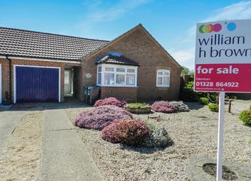Thumbnail 3 bed detached bungalow for sale in Gwyn Crescent, Fakenham