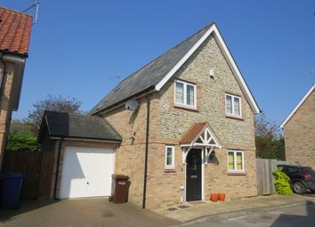 4 bed detached house to rent in Threshers Yard, Mildenhall, Bury St. Edmunds IP28