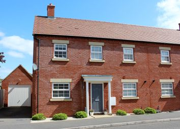 3 bed semi-detached house for sale in Willowherb Way, Stotfold SG5