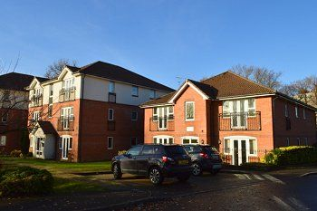 Thumbnail 2 bed property to rent in Elmcroft Court, Three Bridges Road, Crawley, West Sussex