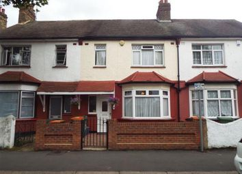 Thumbnail 3 bed terraced house for sale in Ascot Road, London