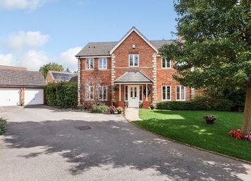 Thumbnail 5 bed detached house for sale in Sandstone Close, Calvert, Buckingham, Buckinghamshire