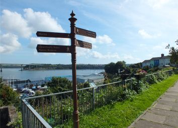 Thumbnail 1 bed terraced house for sale in Railway Terrace, Neyland, Milford Haven